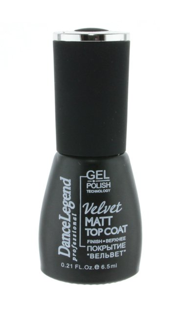 Gel Polish Velvet Matt Top Coat MINI