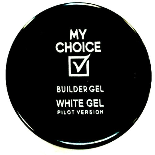 MY CHOICE White Gel (15 ml)