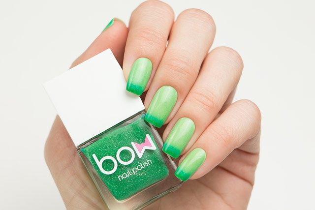 BOW - Thermo Top Coat Green