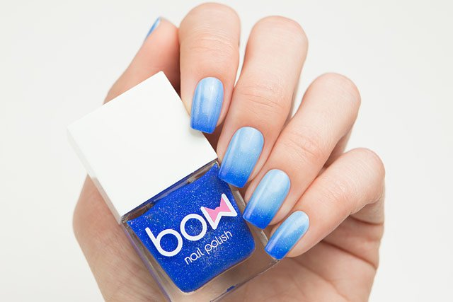 BOW - Thermo Top Coat Blue