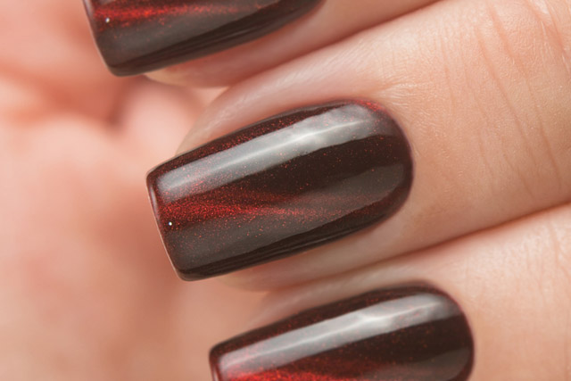 Magnetic Gel Red LE 117