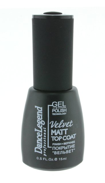 Gel Polish Velvet Matt Coat