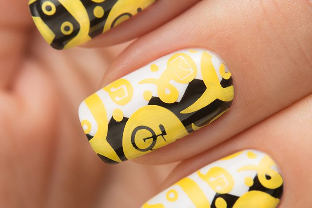 DL Stamping 06 — Yellow