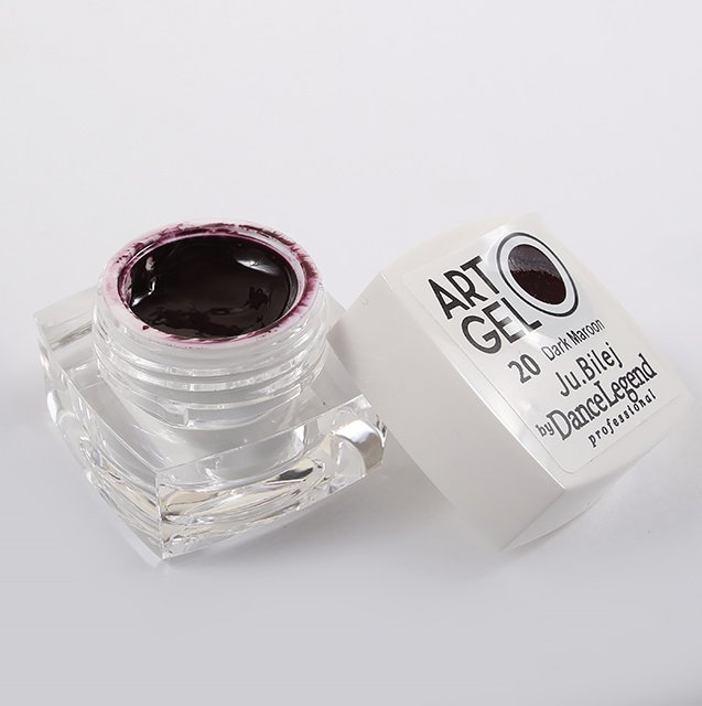 Art Gel 20 - Dark Maroon