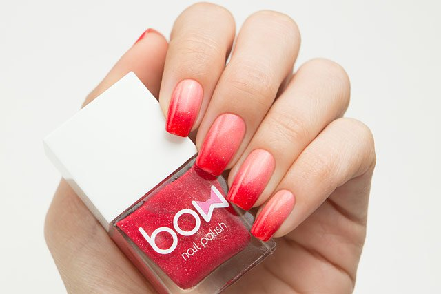 BOW - Thermo Top Coat Red