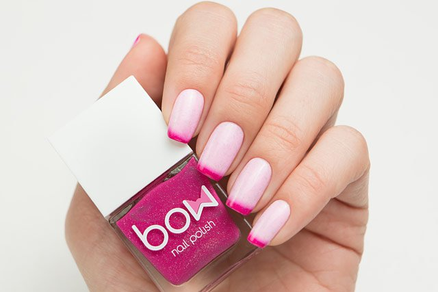 BOW - Thermo Top Coat Pink