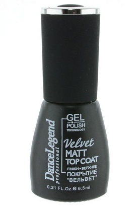Velvet Matt Top Coat mini (6,5 мл)