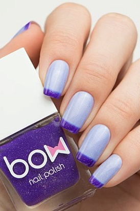 BOW - Thermo Top Coat Violet