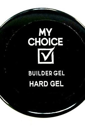 My Choice - Hard Gel (50 ml)